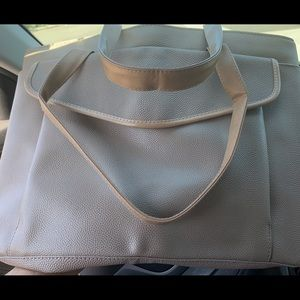Beige Tote Bag by AVON-NEW